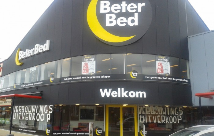 Bed Almelo Pand