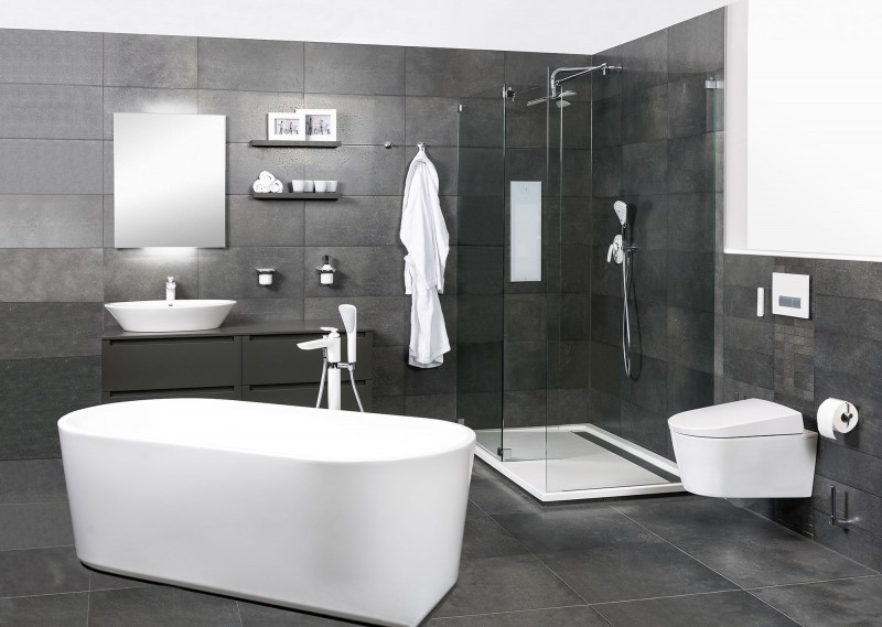 ieen badkamer gamma: antisliptegels badkamer gamma ontwerpen, Badkamer
