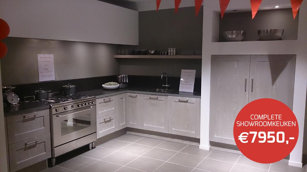 Keuken Showroom Uitverkoop : Uitverkoop showroomkeukens bij keuken kampioen woonboulevard almelo